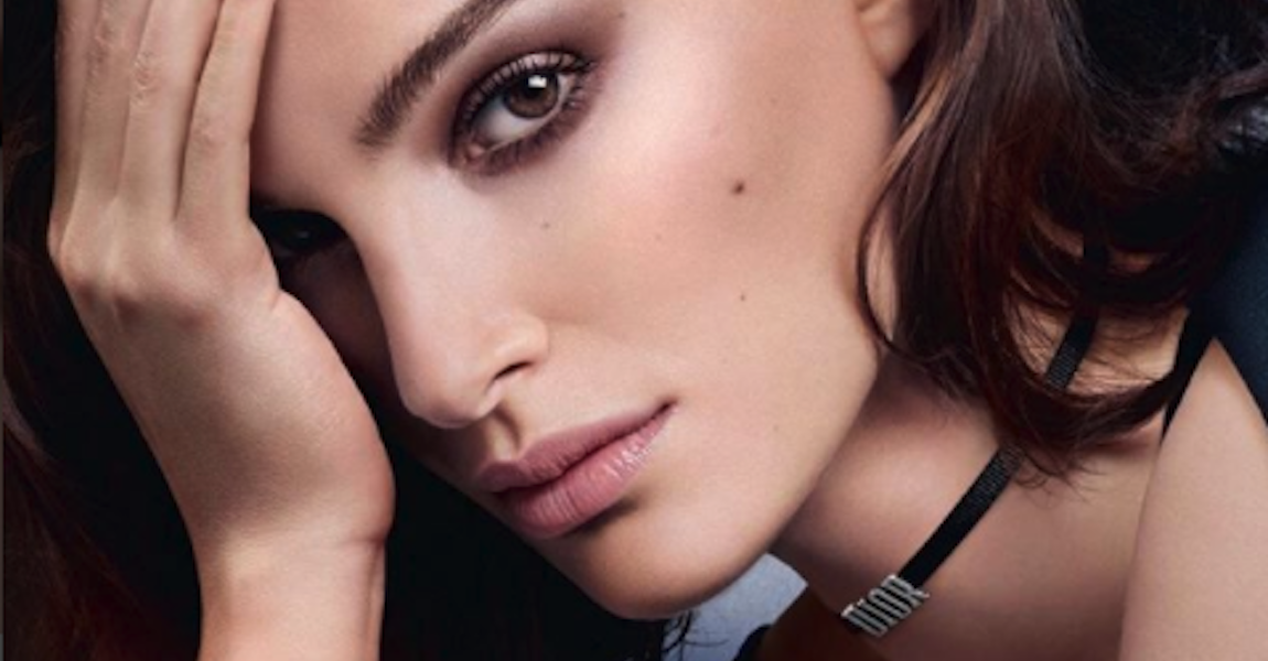 Natalie Portman Dior