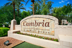 Cambria Apartments In Gilbert Az