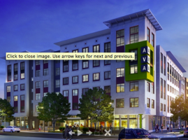 Ava H Street Apartments In Washington Dc