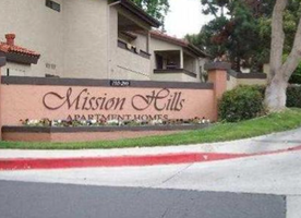 Mission Hills, apartments in Oceanside, CA