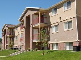 Bridger Pointe Apartments Logan Ut