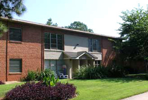 Lenox Woods Apartments Atlanta Ga