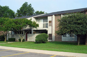 Three Oaks, apartments in Troy, MI