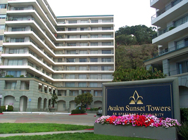 Sunset Towers Apartments San Francisco