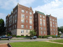 South Street, apartments in Morristown, NJ