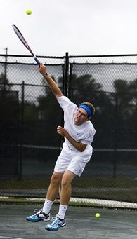 Andrey Majkic's Men's Tennis Recruiting Profile
