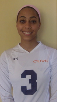 Sydel Curry's Women's Volleyball Recruiting Profile