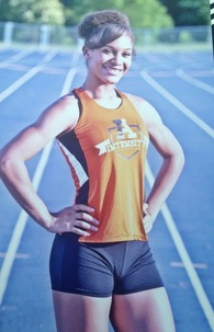 Kiaira Jackson's Women's Track Recruiting Profile