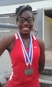 Mehkya Wilcox Women's Track Recruiting Profile