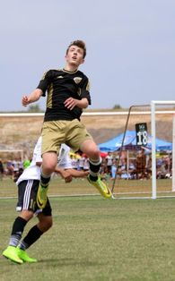 Aidan Ryan's Men's Soccer Recruiting Profile