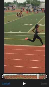 Keyonna Wilson's Women's Track Recruiting Profile