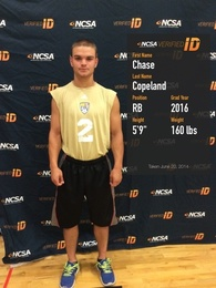 Chase Copeland's Football Recruiting Profile