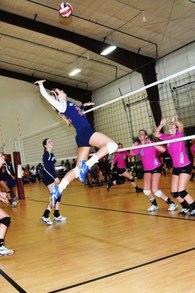 Peyton Peavey's Women's Volleyball Recruiting Profile