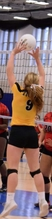 Britney Drysch Women's Volleyball Recruiting Profile