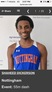 Shaheed Dickerson Men's Track Recruiting Profile