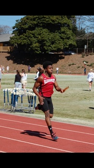 Quintin Hall's Men's Track Recruiting Profile