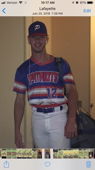 Justin San Salvador's Baseball Recruiting Profile