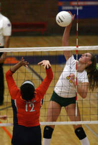 Kate Kamin's Women's Volleyball Recruiting Profile