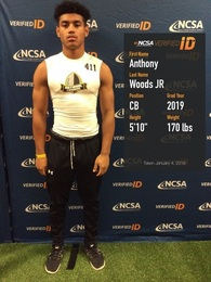 Anthony Woods's Football Recruiting Profile