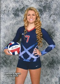 Amberly Jeane's Women's Volleyball Recruiting Profile