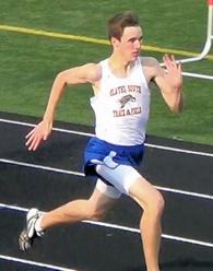 Tanner Green's Men's Track Recruiting Profile
