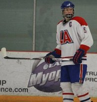 Zachary Dixon's Men's Ice Hockey Recruiting Profile