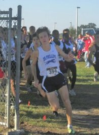 Logan Kruse's Men's Track Recruiting Profile