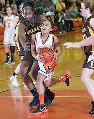 Lauryn Fields's Women's Basketball Recruiting Profile