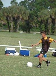 Aaron Franco's Men's Soccer Recruiting Profile