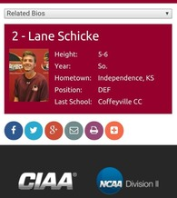Lane Schicke's Men's Soccer Recruiting Profile