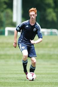 Zane Moxley's Men's Soccer Recruiting Profile
