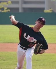 Justin Bullock's Baseball Recruiting Profile