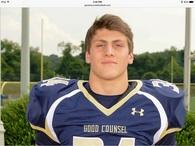 Brady Daniel's Football Recruiting Profile