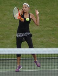 Ginger Valentineu0027s Womenu0027s Tennis Recruiting Profile