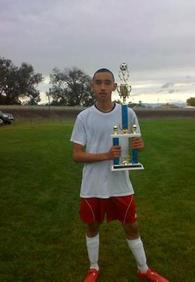 Erik Cornejo's Men's Soccer Recruiting Profile