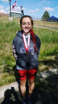 Emily Adams's Women's Track Recruiting Profile