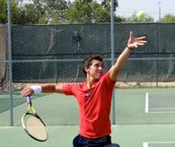 Rolando Perez's Men's Tennis Recruiting Profile