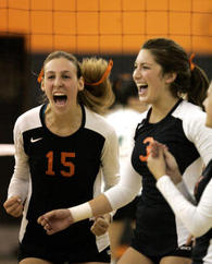 Claire Kieffer-Wright's Women's Volleyball Recruiting Profile