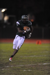 Jamil Caines's Football Recruiting Profile