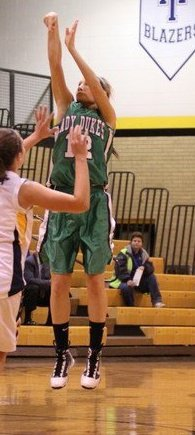 Tawny Tucci's Women's Basketball Recruiting Profile