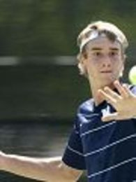 Nathan Roper's Men's Tennis Recruiting Profile