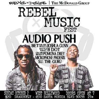 Rebel music ig 2