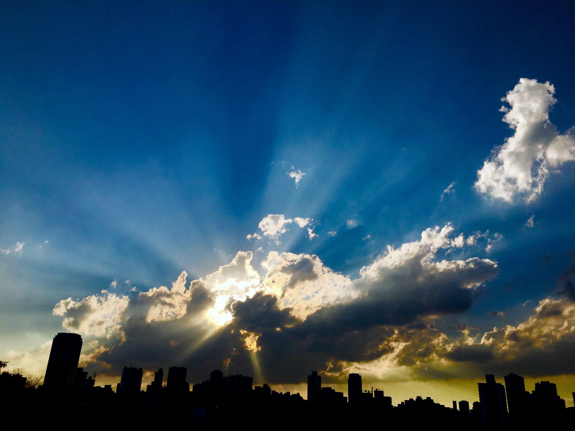 23/06/2016- São Paulo- SP, Brasil- Tarde de inverno na cidade de São Paulo vista do bairro do Ipiranga. Foto: Ricardo Stuckert/ Fotos Públicas