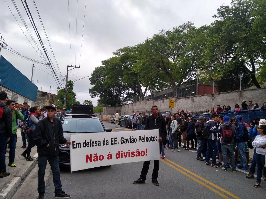 Em Perus, maior escola estadual de SP terá turmas reduzidas em 2018