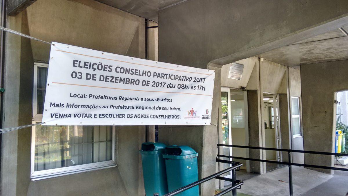 Após reclamações, MP cobra Prefeitura de São Paulo sobre eleição do Conselho Participativo Municipal