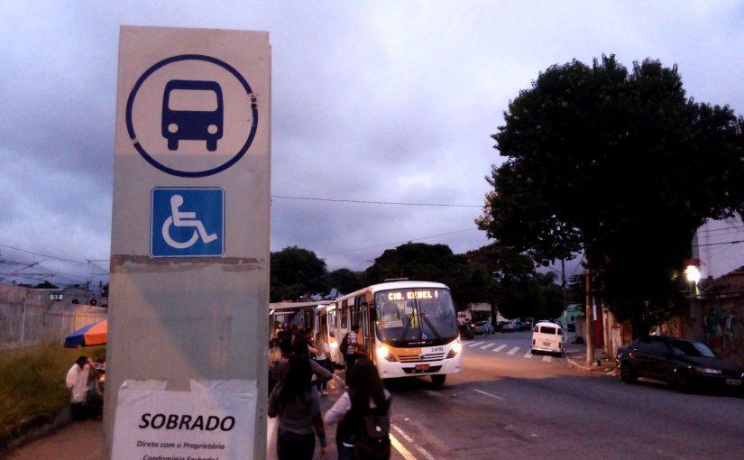 Terminal de ônibus do Itaim Paulista não saiu do papel