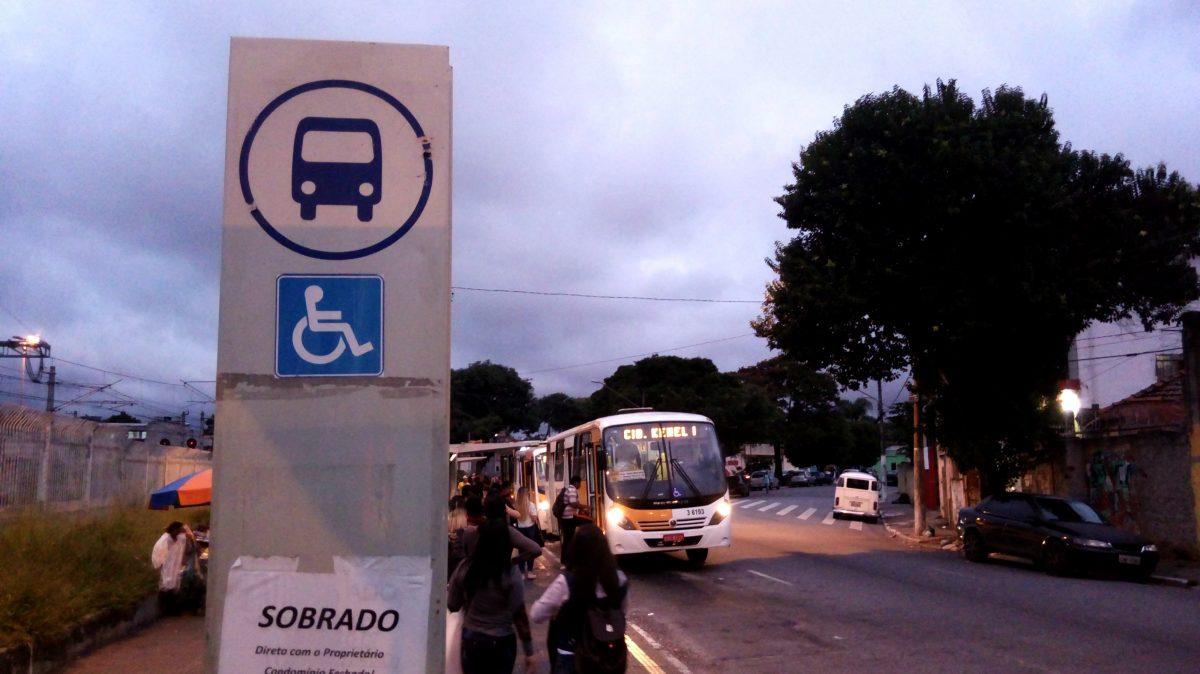 Prometido para 2016, terminal de ônibus do Itaim Paulista não saiu do papel