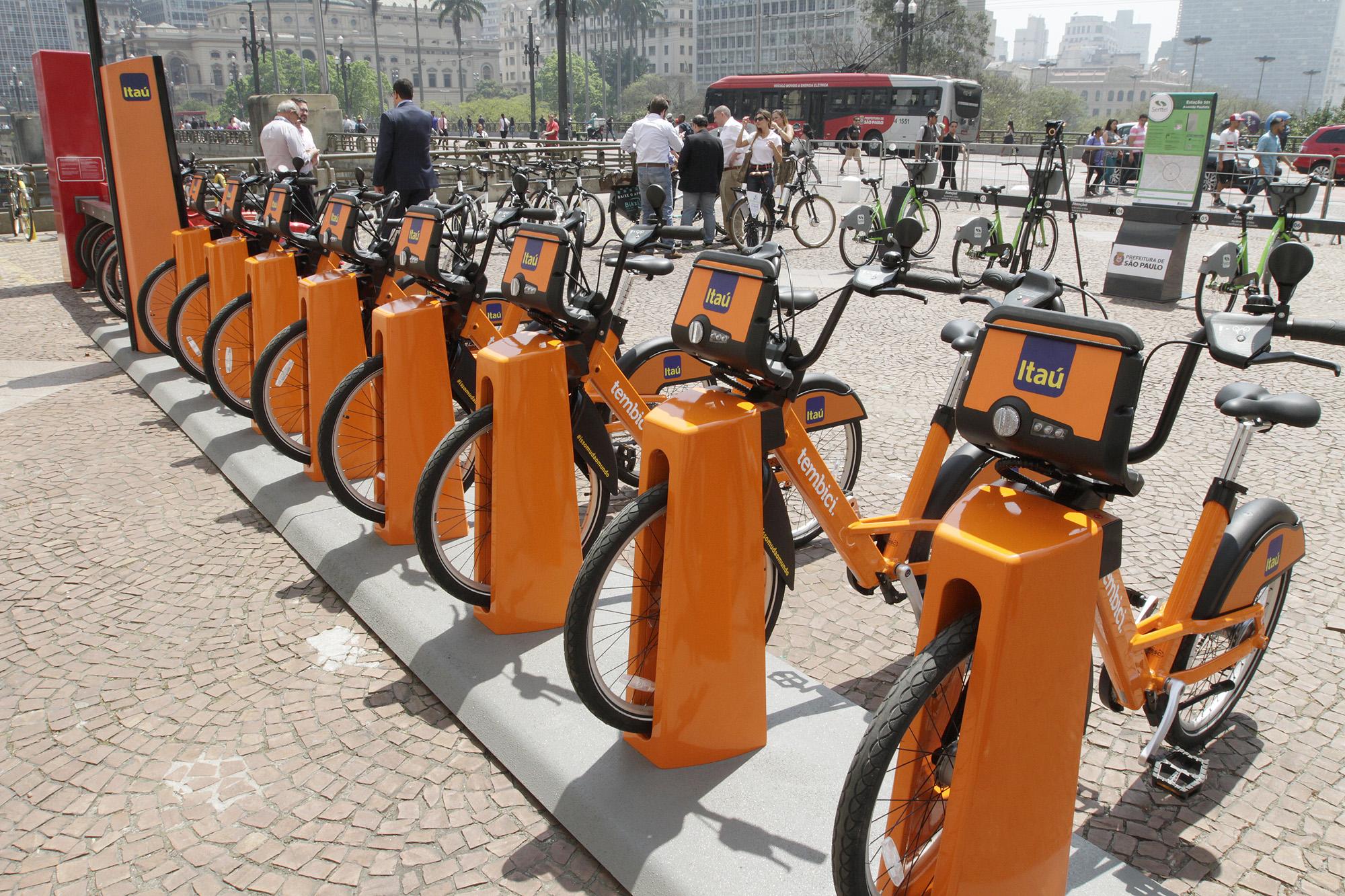 Bike Sampa começa a mudar, mas ainda atende só 31% das prefeituras regionais