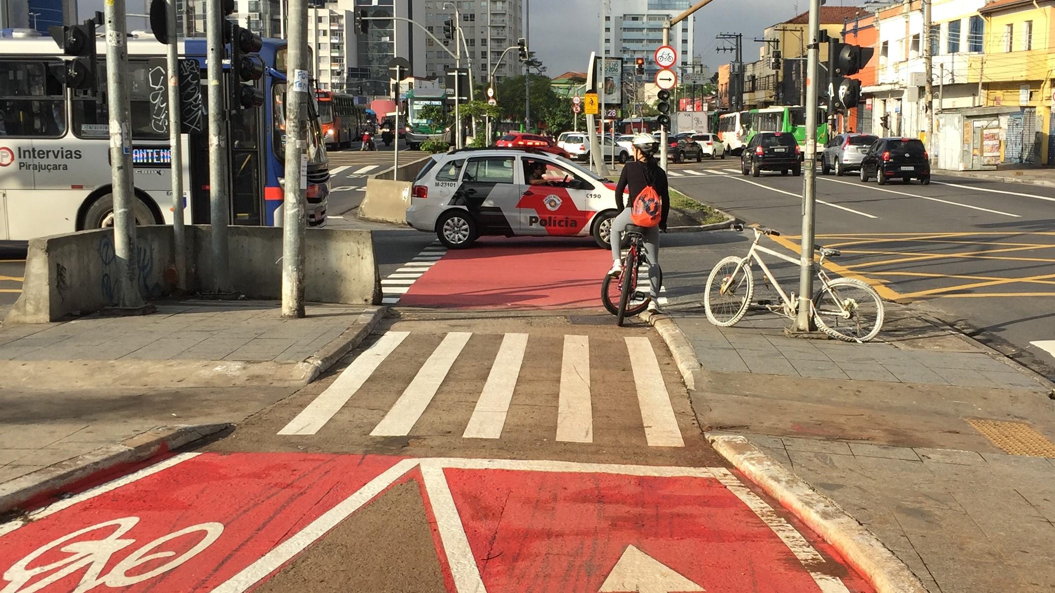 Nova estação e novas bicicletas do Bike Sampa (Divulgação/Prefeitura de São Paulo)