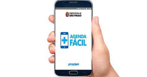 Aplicativo da saúde 'Agenda Fácil' não decola e é reprovado por usuários